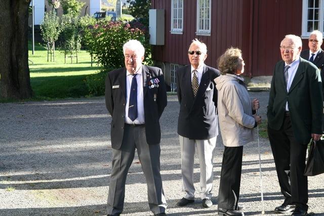 Oppland Gardistforening 30 år