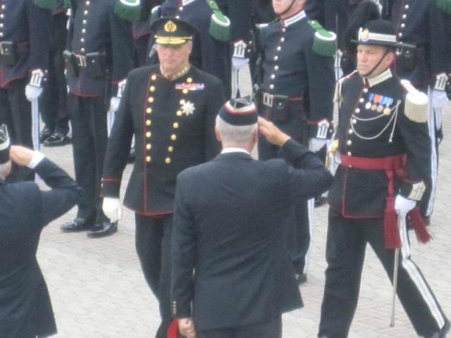 Kongens inspeksjon 2012